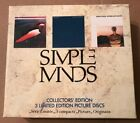 Simple Minds - Life In A Day Reel To Real Cacophony Empires & Dance 3 CD Box Set