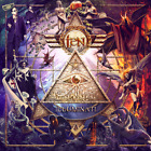 TEN Illuminati NEW CD 2018 (Hard Rock)
