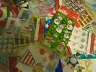 LOT OF 96 PACKS BY JOLEES KC STICKO  PAPER STATION AND MORE FREE SHIPPING