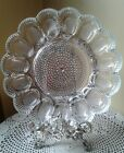 Vintage Indiana Clear Glass Hobnail 11