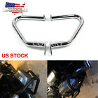 Chrome Engine Guard Crash Bar USA For 2016-2018 Bonneville T100 T120 Street Twin