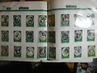 1972 Sunoco Football Stamp Complete Team Set 24 NY New York Jets Joe Namath +