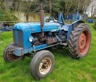 Fordson Major Diesel Very Early Totally Original Expect for Front wheels