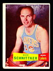Top 20 Budget Hall of Fame Basketball Rookie Cards of the 1950s & 1960s 36