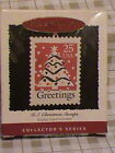 1995 Hallmark U.S.Christmas Stamps Ornament  3rd & Final in the Series