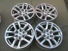 18 CHEVY GMC 1500 SILVERADO TAHOE FACTORY OEM WHEELS RIMS BKC