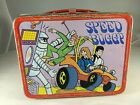 Vintage Speed Buggy Metal Lunch Box 1973 Hanna Barbera King Seeley No Thermos