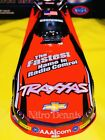 NHRA JOHN FORCE 124 Diecast TRAXXAS Funny Car NITRO 2013 ACTION Drag Racing RED