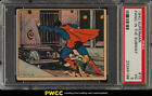 1940 Gum, Inc. Superman Panic In The Subway #15 PSA 3 VG (PWCC)