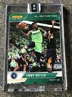 Jimmy Butler 2017-18 Panini Instant All NBA Team Green 10 No RC Refractor Auto
