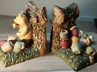 Winnie The Pooh and Piglet Bookends