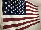 Best Valley Forge AMERICAN FLAG Made in USA 100 Cotton Bunting 112 x 56 9x5