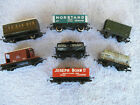 Triang Hornby Lima Mainline 00 guage rolling stock x 7