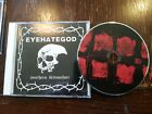 EYEHATEGOD Southern Discomfort CD 2000 Century Media 1st Press Superjoint Ritual
