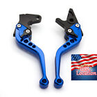 For Honda CBR 600 F2,F3,F4,F4i VTX1300 NX250 Motorcycle Brake Clutch Levers US