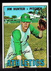 Catfish Hunter Cards, Rookie Card and Autographed Memorabilia Guide 4