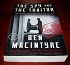 The Spy  the Traitor Ben Macintyre  Advance ARC  1st Ed Uncorrected Proof