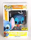 Funko POP! Disney ALOHA STITCH Hot Topic Exclusive. Sold Out. MINT!
