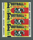 1959 Topps Football 1 cent Wax Pack Wrapper (low starting bid)