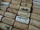 Real NATURAL Used Wine Corks Assorted 10 20 30 40 50 100 200 Crafts Decor Art