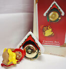 Hallmark 2002 CALLING ALL FIREFIGHTERS Ornament NEW IN BOX