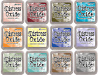 NEW Tim Holtz Distress Oxide Ink Pads Set 3 of all 12 colors