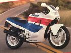 1989 honda cbr 600 hurricane  WANTED