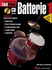 NEW FastTrack Drum Method Book 1 French Edition