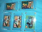Ty Beanie Babies Bear Card Lot of 5 cards Case Toppers Series issued 1996 1995