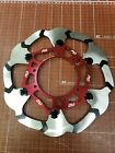 Honda CRF250R CRF450R CRF250X 450X FLO MOTORSPORTS 270mm Over Size Rotor USED