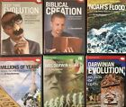 Creation Library Series Set Of 6 Flood Evolution Creation Darwin Millions Years