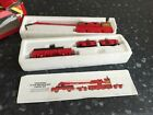 Hornby railways boxed 75 ton breakdown crane set R739 9302