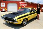 1970 Dodge Challenger T/A 1970 Dodge Challenger TA Matching # 340 Six Pack Build Sheet 727 Trans