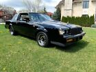 1987 Buick Grand National 1987 BUICK REGAL GRAND NATIONAL