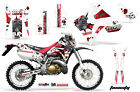 Graphic Kit Decal Sticker Wrap + # Plates For Honda CRM250AR 96-99 TOXICITY R W