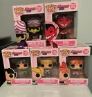 Funko POP! Vinyl POWERPUFF GIRLS SET Buttercup Blossom Bubbles Him