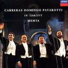 Carreras, Domingo, Pavarotti in Concert (CD, London)