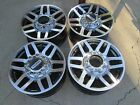 18 FORD F250 F350 SUPER DUTY FACTORY WHEELS RIMS CHARCOLE A