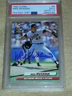 Mike Mussina Signed Rookie Card 1992 Ultra #9 PSA Graded Auto 10 Card 5