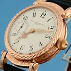 PATEK PHILIPPE ARTISTIC 14K SOLID GOLD CERTIFICATE VINTAGE MOVEMENT HIGH GRADE