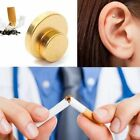 2PC Quit Stop Smoking Smoke Auricular Ear Magnet Therapy Weight Loss Acupressure
