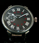 ZENITH Antique 1900's Men's Watch Large Size Case with Medals