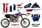 Dirt Bike Decal Graphic Kit Wrap For KTM EXC 200-520 MXC 200-300 2001-2002 USA