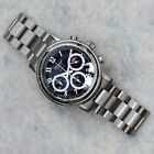 Chopard Mille Miglia Black Dial Automatic Chronograph Steel 8331