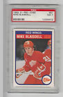 Mike Blaisdell 1982-83 OPC Card #81 PSA 7 NM Red Wings