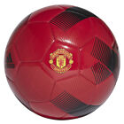 adidas MUFC Manchester United Soccer Ball Size 5 CW4154