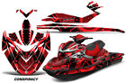 Jet Ski Graphics Kit Decal Sticker Wrap For Sea-Doo RXP 215 2004-2011 CONSPRCY R