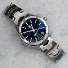 Tag Heuer Link Automatic Day-Date Calibre 5 Black Dial WAT2010.BA0951