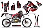 Dirt Bike Graphic Kit Decal Sticker Wrap For Honda CRM250AR 1996-1999 TOXIC R K