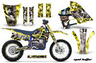 Graphics Kit Decal Sticker Wrap + # Plates For Husaberg FC 501 97-99 HATTER S Y